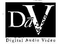 DAV DIGITAL AUDIO VIDEO