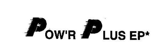 POW'R PLUS EP