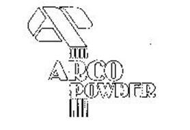 ARCO POWDER