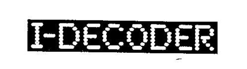 I-DECODER