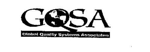 GQSA GLOBAL QUALITY SYSTEMS ASSOCIATES