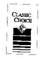 CLASSIC CHOICE CC