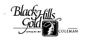 BLACK HILLS GOLD JEWELRY BY COLEMAN