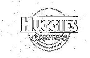 HUGGIES SUPREME THE ULTIMATE IN CARE