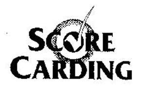SCORE CARDING