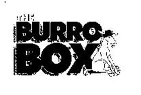 THE BURRO BOX