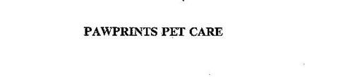 PAWPRINTS PET CARE