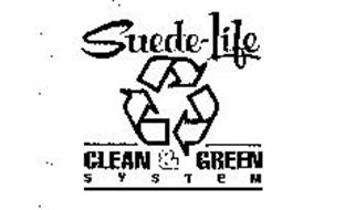 SUEDE-LIFE CLEAN & GREEN SYSTEM