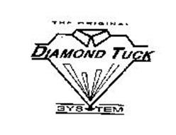 DIAMOND TUCK THE ORIGINAL SYSTEM