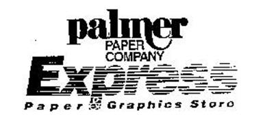 PALMER PAPER COMPANY EXPRESS PAPER & GRAPHICS STORE