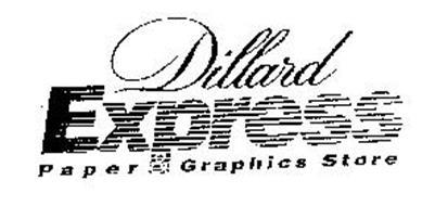 DILLARD EXPRESS PAPER & GRAPHICS STORE