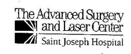 THE ADVANCED SURGERY AND LASER CENTER SAINT JOSEPH HOSPITAL