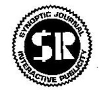$ R SYNOPTIC JOURNAL INTERACTIVE PUBLICITY