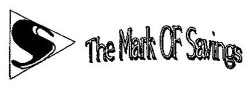 THE MARK OF SAVINGS
