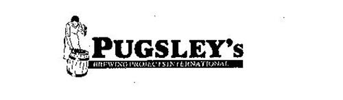 PUGSLEY'S BREWING PROJECTS INTERNATIONAL