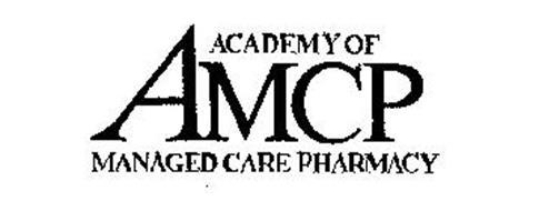 ACADEMY OF MANAGED CARE PHARMACY AMCP