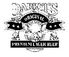 DARRYL'S ORIGINAL PREMIUM LAGER BEER