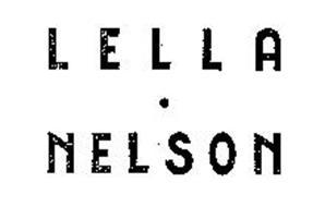 LELLA NELSON