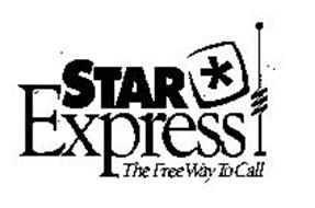 STAR EXPRESS THE FREE WAY TO CALL