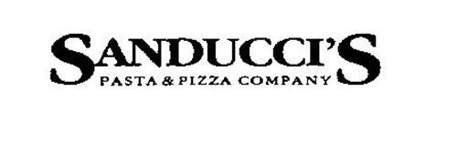 SANDUCCI'S PASTA & PIZZA COMPANY