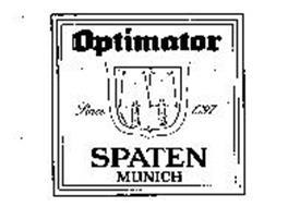 OPTIMATOR SPATEN MUNICH SINCE 1397