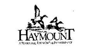 HAYMOUNT A TRADITIONAL TOWN ON THE RAPPAHANNOCK