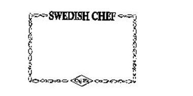SWEDISH CHEF CAJ P.'S