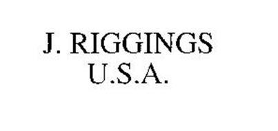 J. RIGGINGS U.S.A.