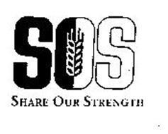 SOS SHARE OUR STRENGTH