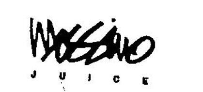 MOSSIMO JUICE