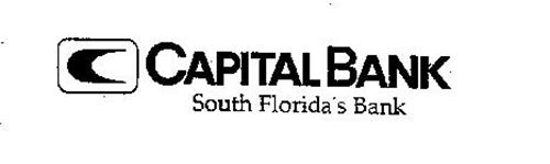 CAPITAL BANK SOUTH FLORIDA'S BANK