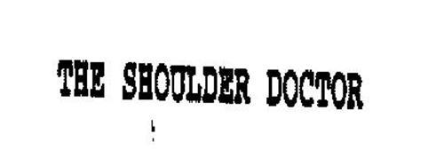 THE SHOULDER DOCTOR