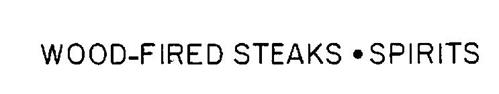 WOOD-FIRED STEAKS SPIRITS