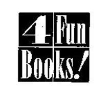 4 FUN BOOKS!