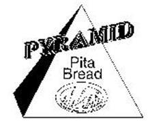PYRAMID PITA BREAD BREAD ENRICHED - NO SUGAR - NO FAT