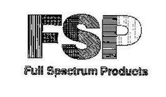 FSP FULL SPECTRUM PRODUCTS