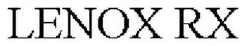 LENOX RX