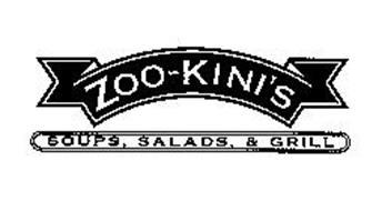 ZOO-KINI'S SOUPS, SALADS, & GRILL