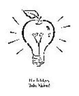 FRESH IDEAS TAKE VISION!