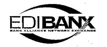 EDIBANX BANK ALLIANCE NETWORK EXCHANGE