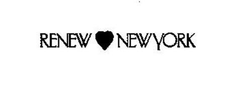 RENEW NEW YORK