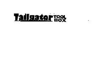 TAILGATOR TOOL BOX