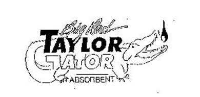 BIG RED TAYLOR GATOR ABSORBENT