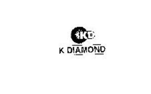 KD K DIAMOND