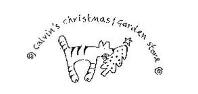CALVIN'S CHRISTMAS/GARDEN STORE