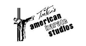 TOSTEN'S AMERICAN KARATE STUDIOS