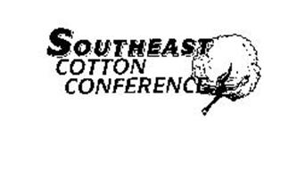 SOUTHEAST COTTON CONFERENCE