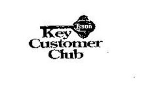 TYSON KEY CUSTOMER CLUB