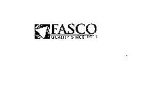 FASCO QUALITY SINCE 1911