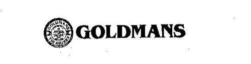 GOLDMANS GOLDMANS TREASURES AUTHENTIC &ORIGINAL